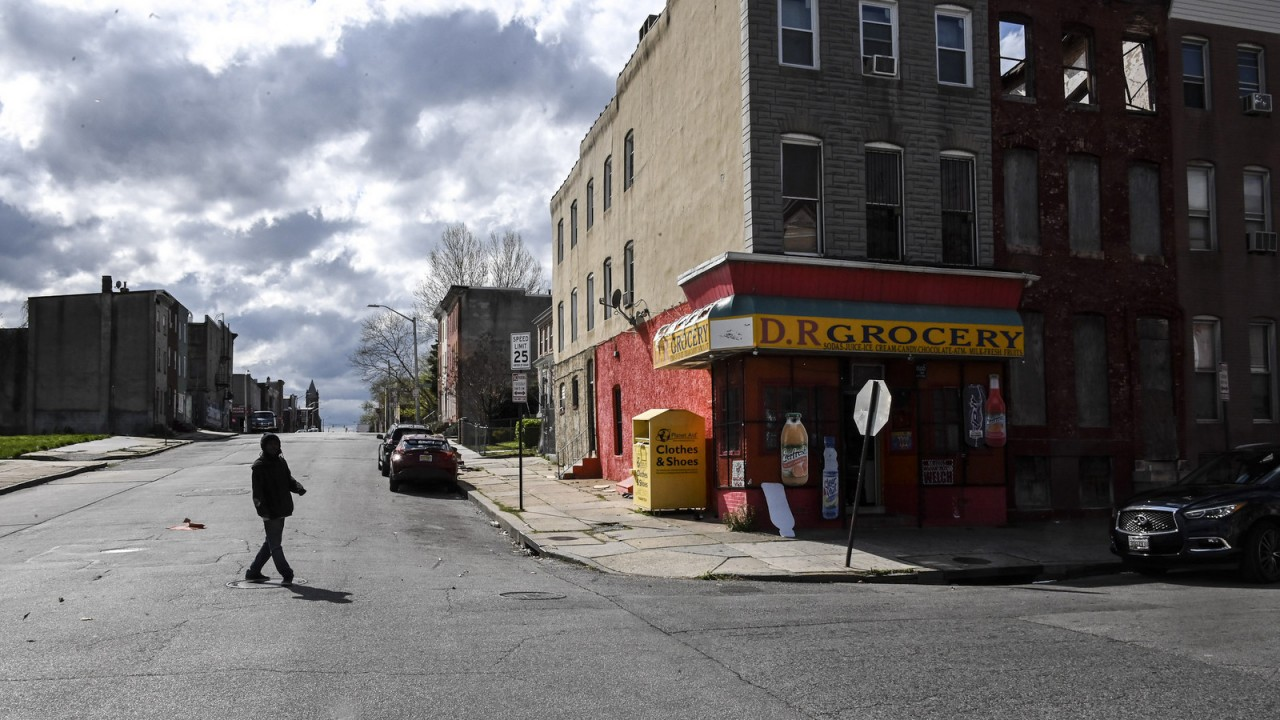 In West Baltimore's corner stores: no Purell at the door, but plenty of COVID-19 danger | Baltimore Brew