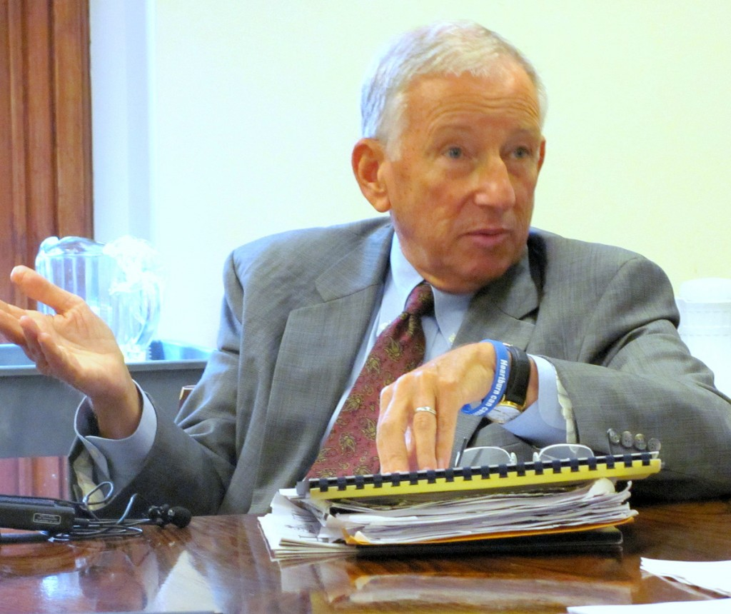 Jay Brodie, president of the BDC, says the Questar tax break would