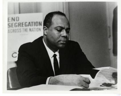 James Farmer. (Photo credit: umw.edu)