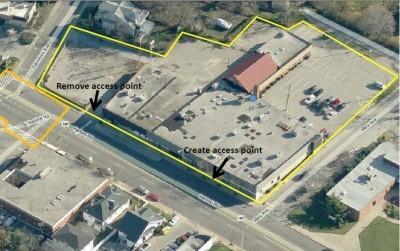 Royal Farms site plan.