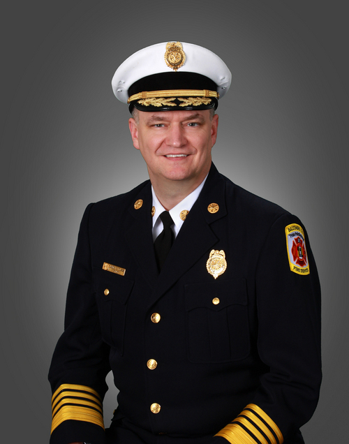 JAMES S. CLACK (Courtesy of BCFD)