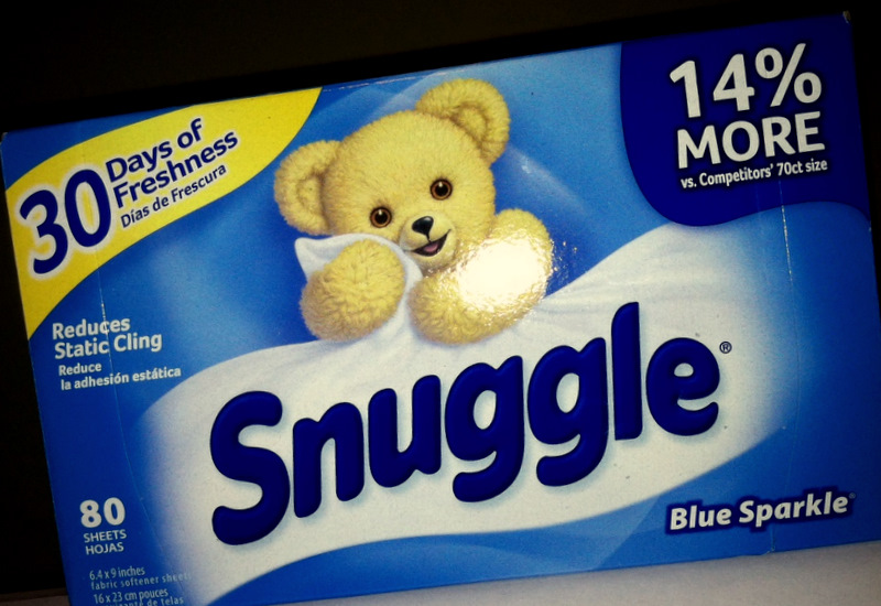 No more Snuggles from Baltimore: production of the fabric-softener will be moved to Kentucky. (Photo by Mark Reutter)