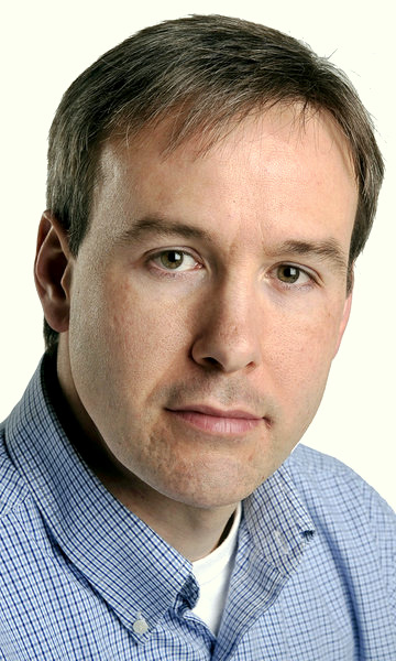 Scott Calvert. (Photo by Kim Hairston, Baltimore Sun)
