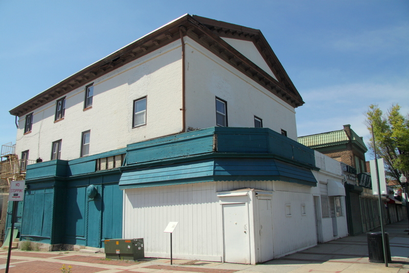 Daniels' affidavit is part of litigation over the former Northside Bar, at 3100 Greenmount Avenue.
