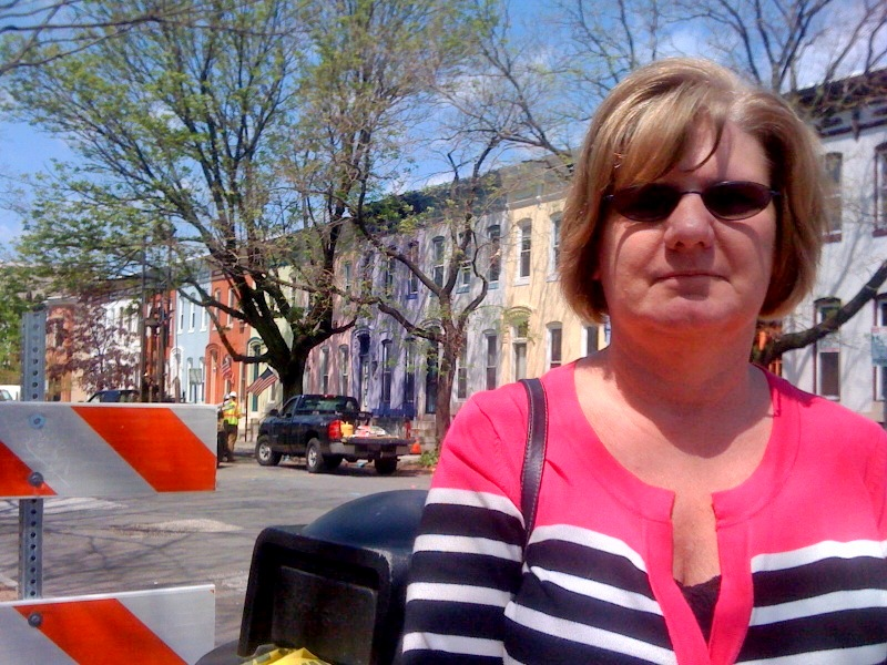 Resident Sharon Zitser said the city never responded to her emails expressing concern about the possibility 26th street might collapse.
