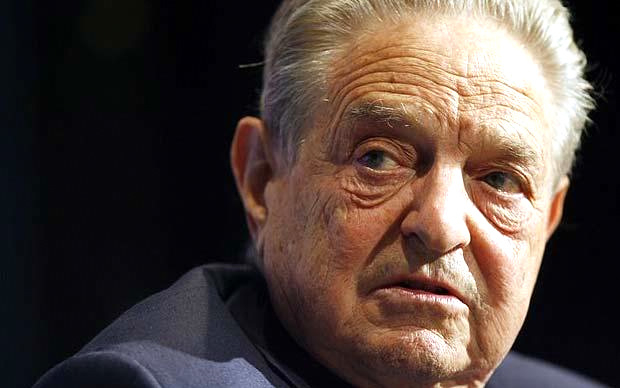 Hedge fund titans George Soros and John Paulson (below) have come major shareholders of a spin-off company that partly controls the entity that owns the new Baltimore casino. (xxx)