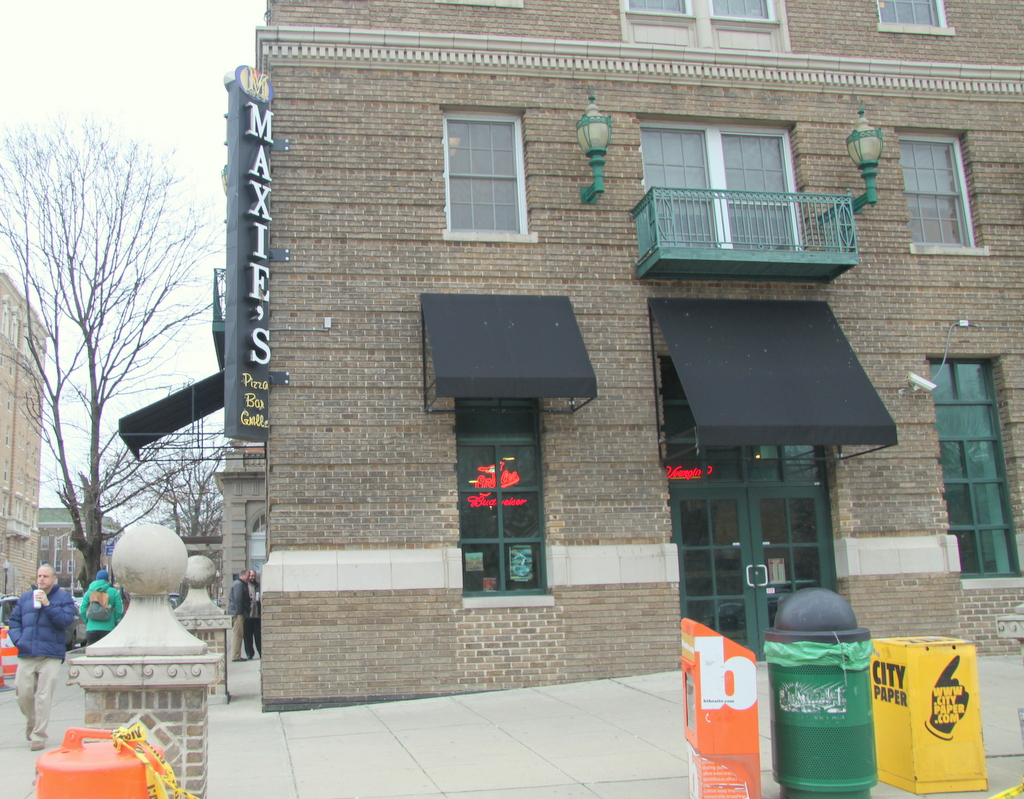 Maxie's Pizza Bar & Grille in Charles Village faces pending Liquor Board violations.