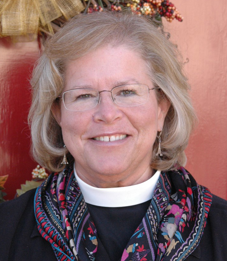 Bishop Heather Cook in clerical robes. (Episcopal Diocese of Maryland)