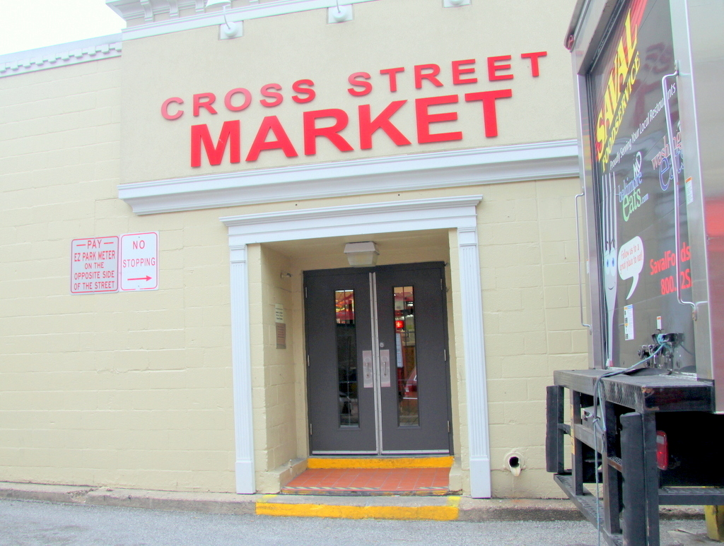 Only one bid has emerged for a developer to run the Cross Street Market.