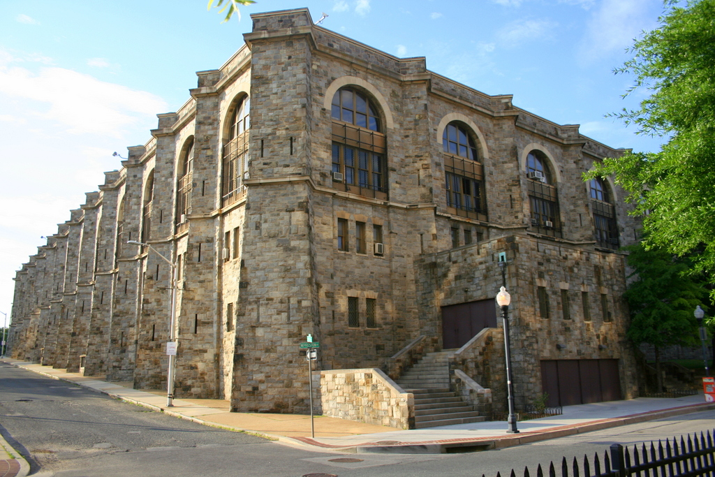 Fifth Regiment Armory (Photo by Danielle Sweeney)