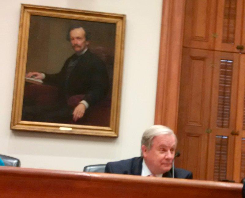 New Liquor Board commissioner Douglas Trotter,