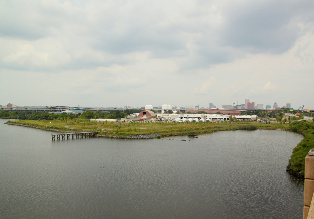 The city sold 19 acres west of the Hanover Street Bridge to the National Aquarium for a marine life center that was never completed.