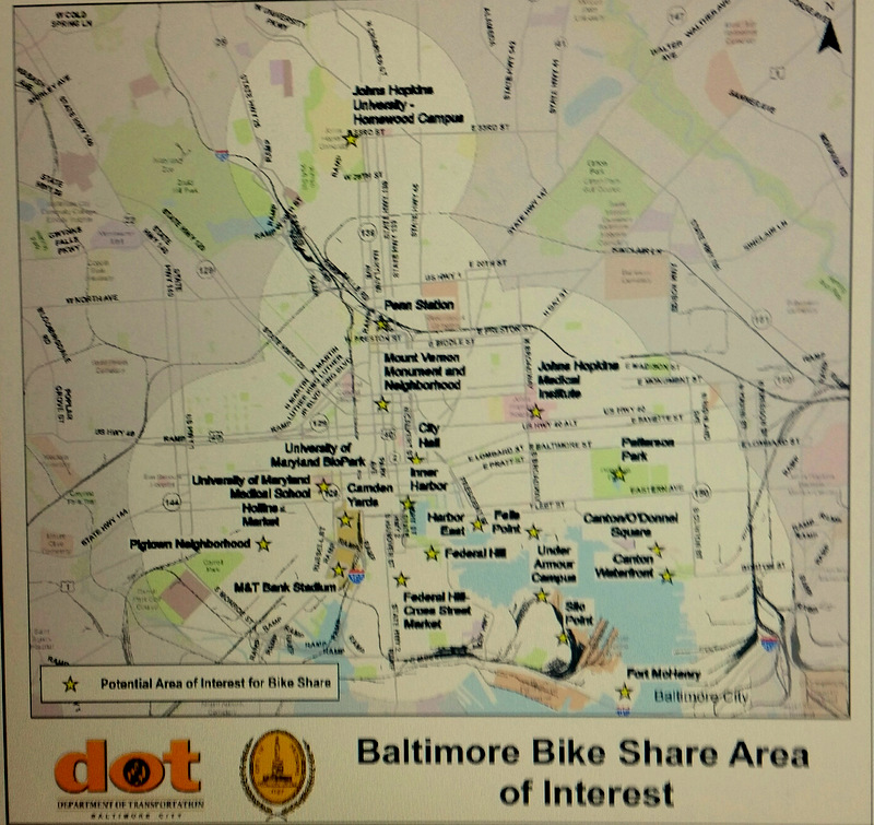 The geographical boundaries of bike share has expanded beyond its previous waterfront-downtown-midtown focus. (Source: