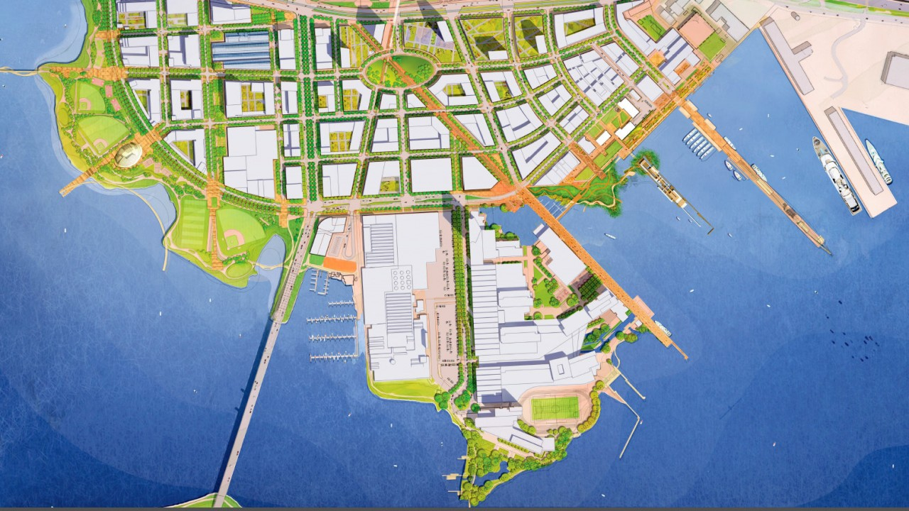 latest proposed layout for Port Covington (Sagamore)