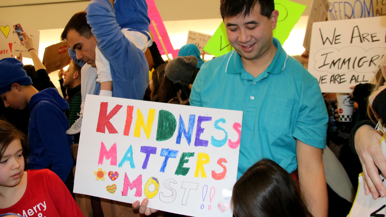 Kindness matters. (Fern Shen)