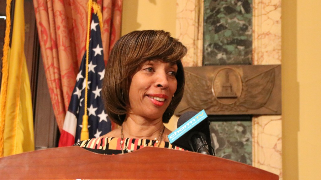 The Hilton remains the preferred hotel for convention-goers, says Mayor Catherine Pugh, who also shutters at the thought of another city-owned hotel. (Fern Shen)
