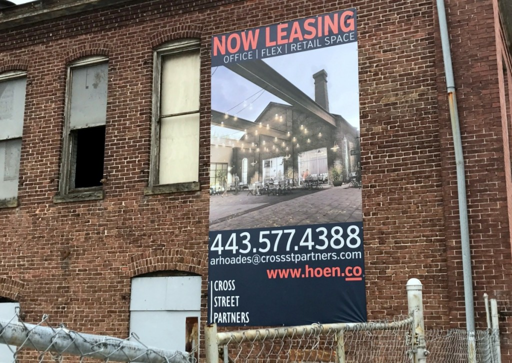A premature offer for a building that is many years and dollars away from being opened. (Mark Reutter)