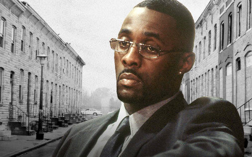The fictional drug kingpin Stringer Bell in The Wire was said, in part, to have been inspired by Kenneth