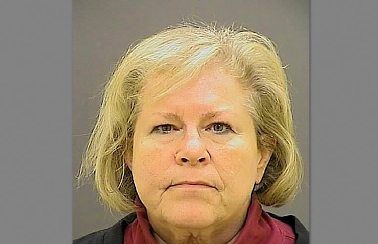 Heather Cook's 2014 arrest photo. (Baltimore Police Department)