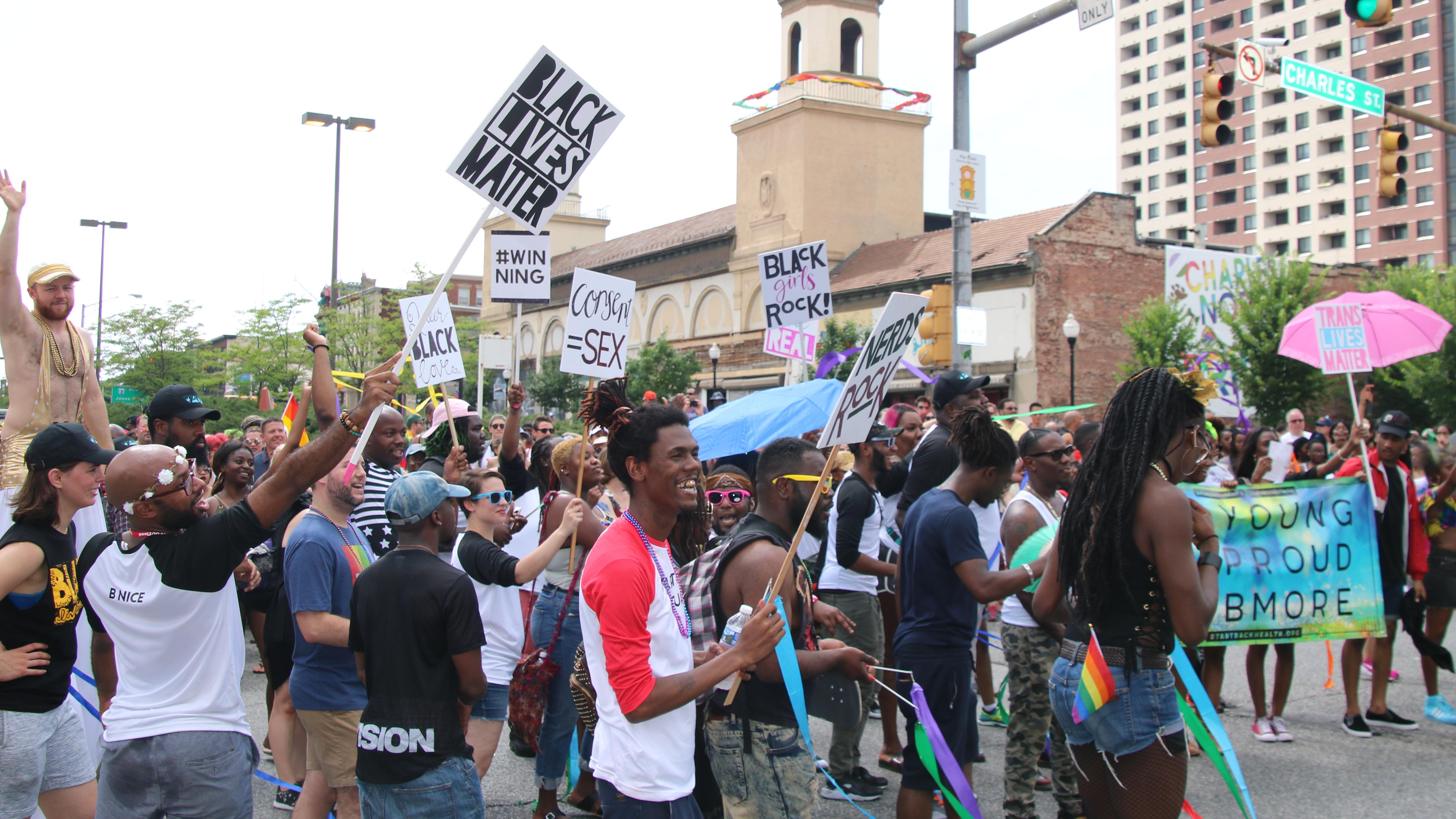 Bnice, Baltimore! (Louis Krauss)