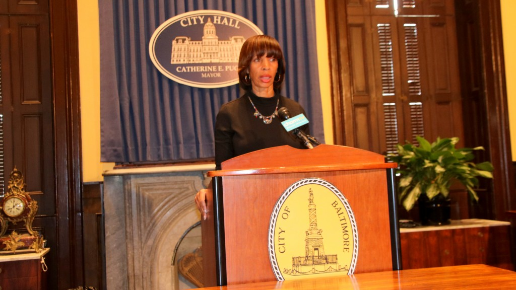 Mayor Pugh's advice to other mayors considering moving their Confederate monuments: