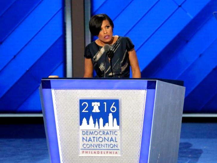 Rawlings-Blake says she spent campaign funds to curry favor with existing and potnetial donors while acting as emcee at the Democratic National Convention in 2016. (A. Shaker, VOA News)