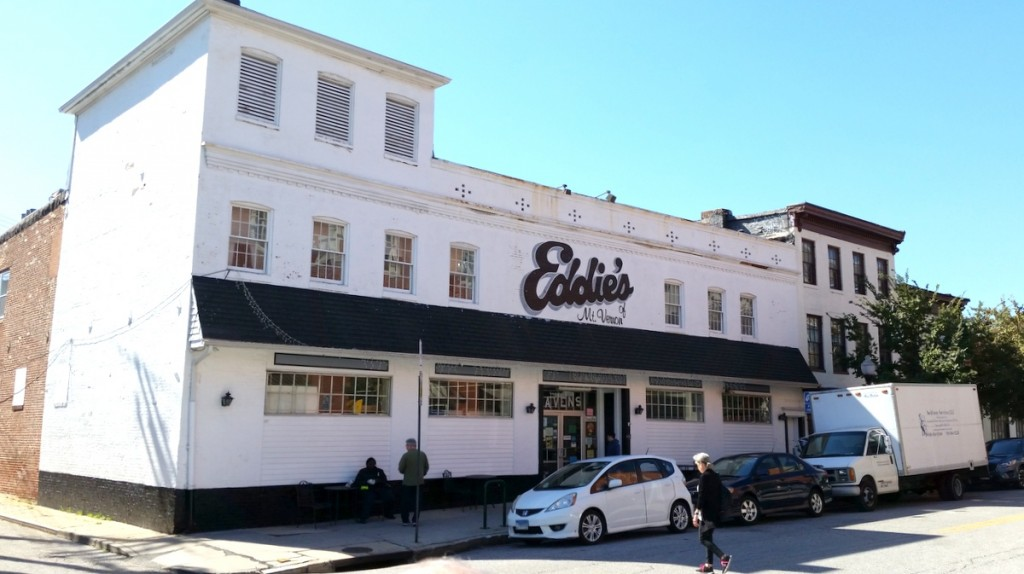 Eddie's has been a landmark in Mount Vernon for decades. The store is located in a stable that dates from the mid 1899s. (James Russiello)
