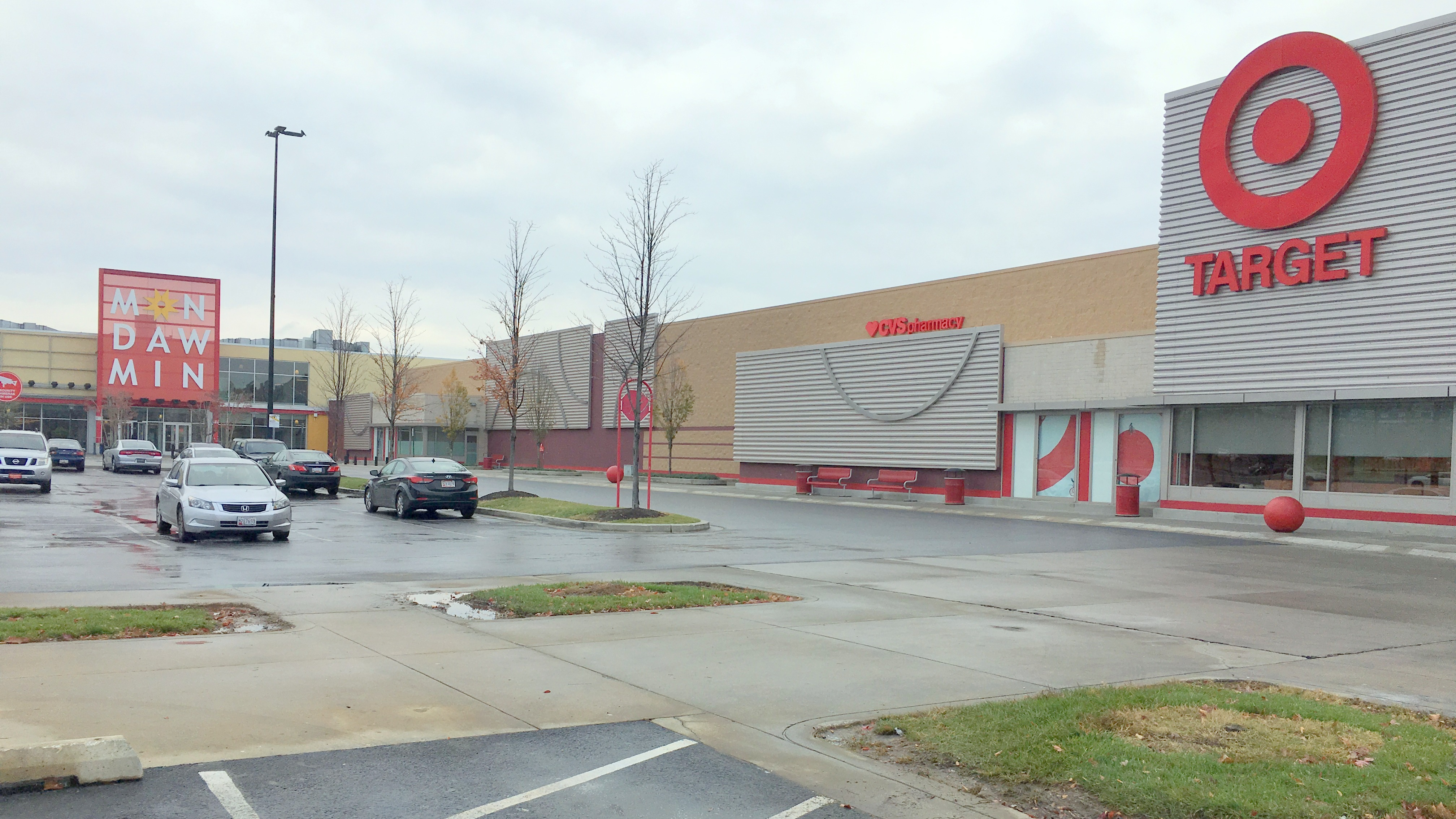 Some worry what the departure of Target says about the future of Mondawmin Mall. (Fern Shen)