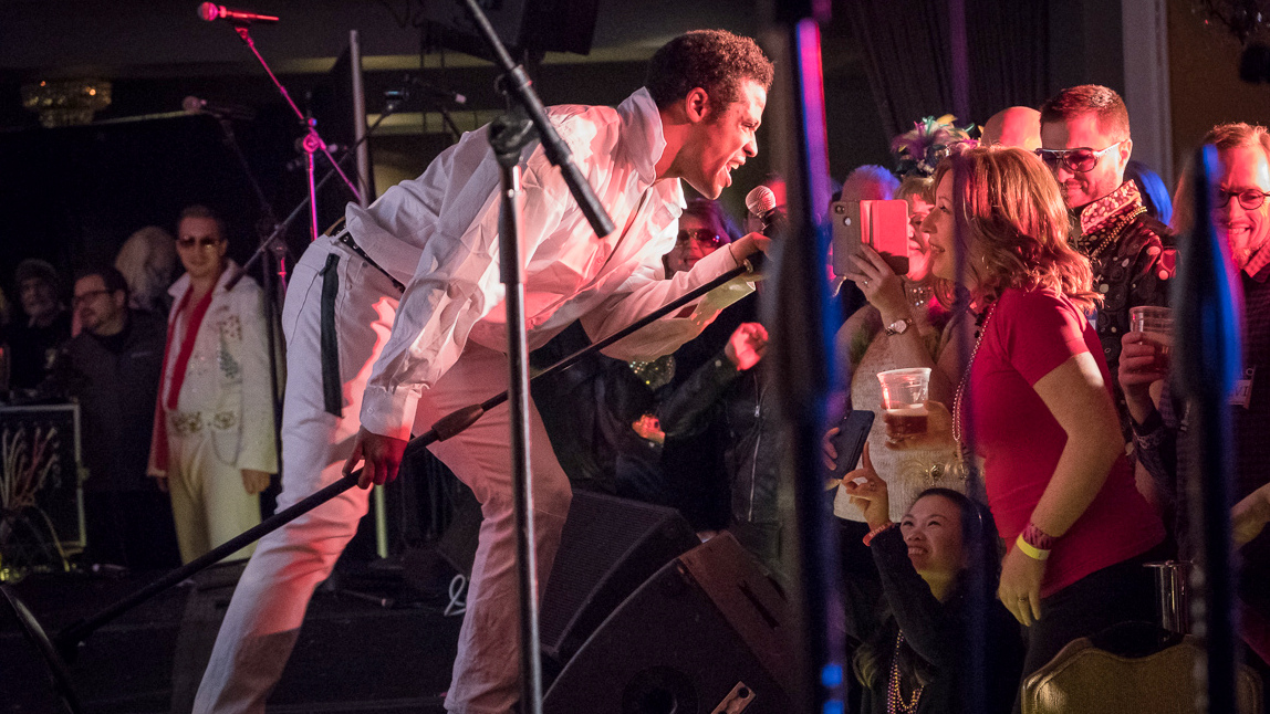 Night of 100 Elvises 2018 (Jennnifer Bishop)