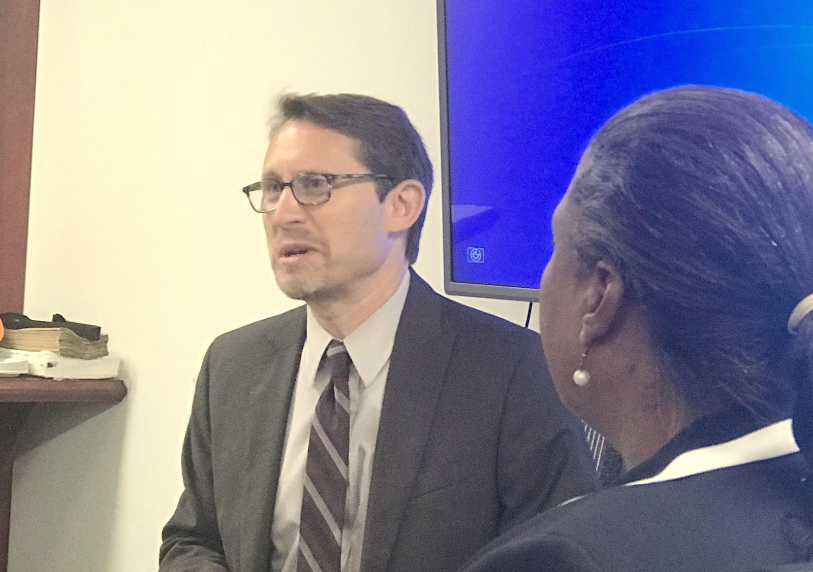 Housing Commissioner Michael Braverman called on the inclusonary board to get