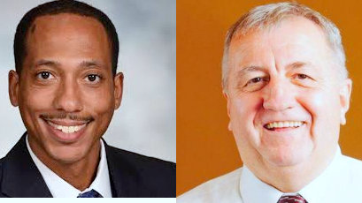 Councilmen John Bullock and Ed Reisinger are said to be under pressure to switch sides on the