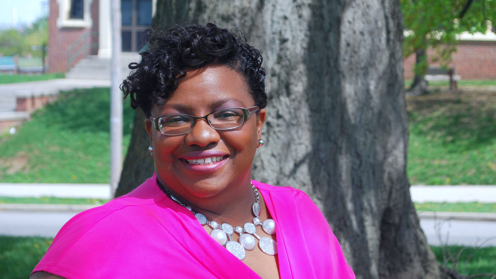 Westport Neighborhood Association president Keisha Allen is hoping to win a City Council seat. (Handout photo)