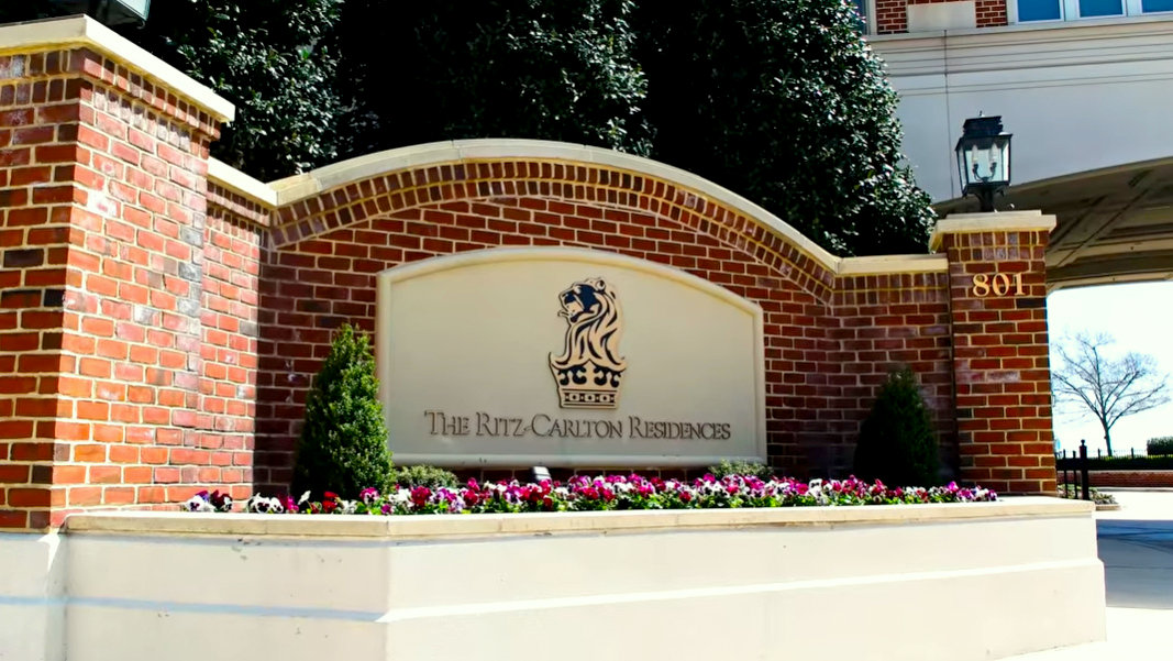 Baltimore officials ignored repeated requests for a water bill for the Ritz Carlton Residences, according to its Homeowners Association. (YouTube)