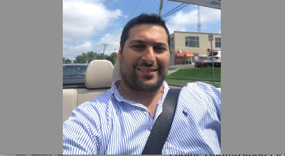 Isaac Quazana, one of the two brothers charged in the lawsuit, claims to be a graduate of the Harvard School of Business. (LinkedIn)