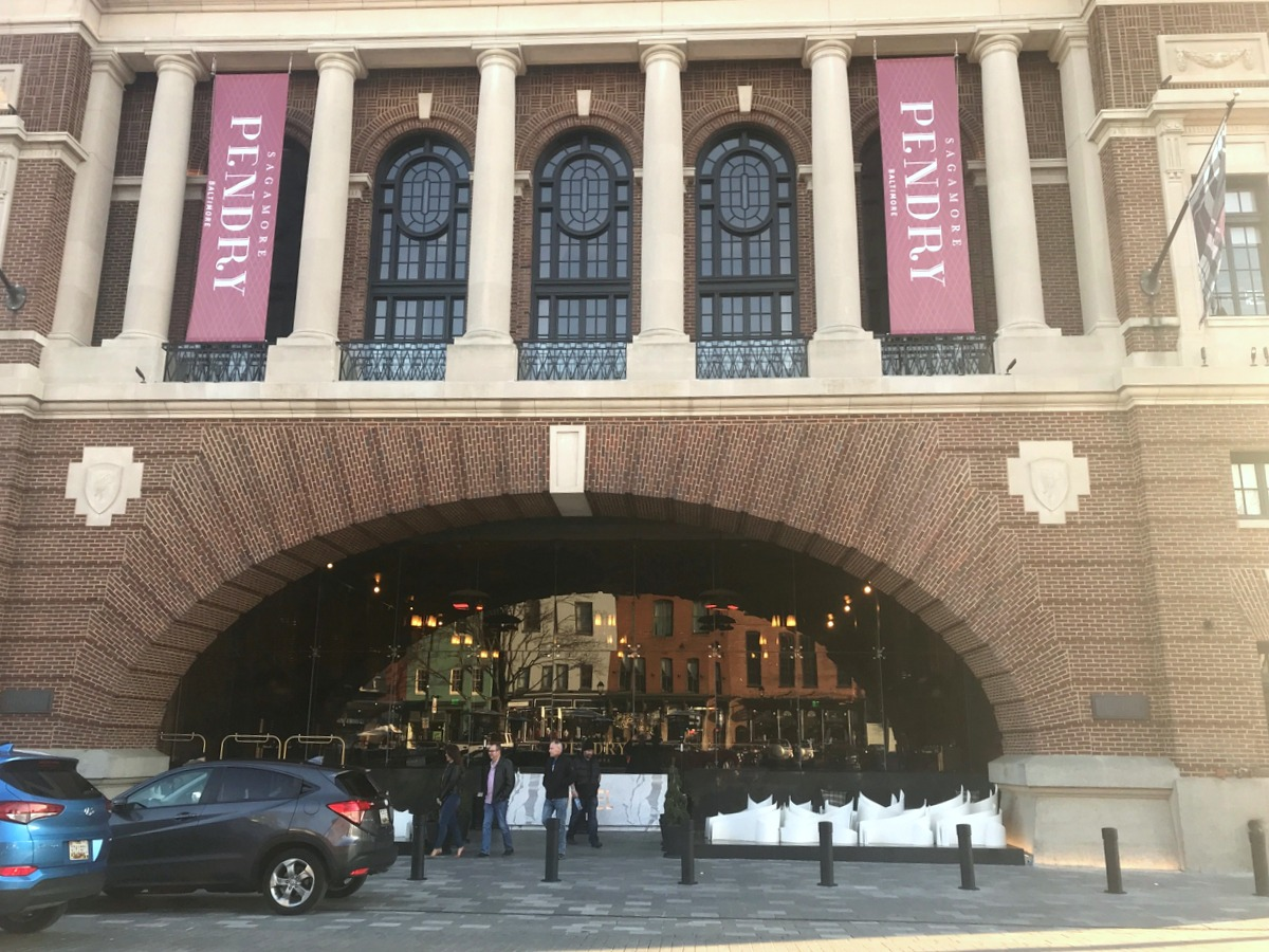 Kevin Plank's Sagamore Pendry Hotel at the foot of Broadway has been a bill-paying laggard. (Mark Reutter)