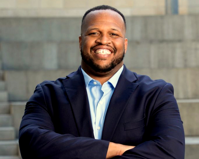 Akil Patterson has the highest profile – and biggest campaign account – in the 13th District Council race. (ail4baltimore.com)