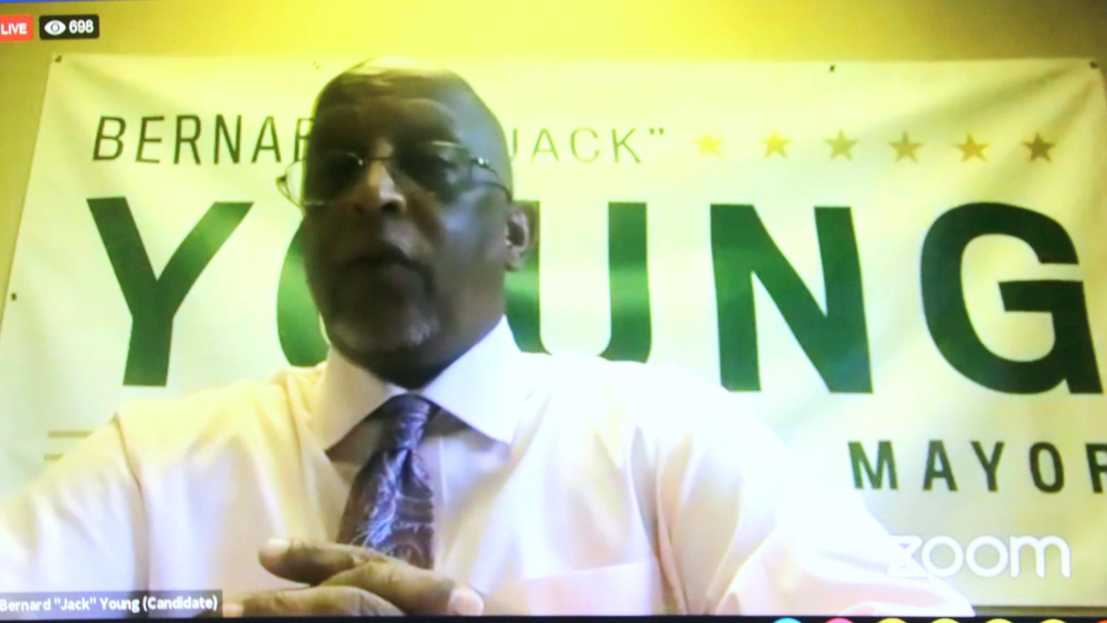 Mayor Bernard C.