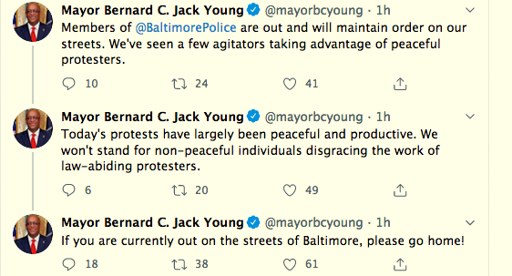 mayor young tweets