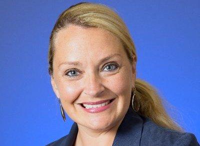 Former Woodlawn High School principal Georgina Aye, is a literacy innovator working for Baltimore City Schools. (Twitter)