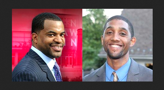 Nick Mosby and Brandon Scott will be funding their office's new positions differently – Mosby's nine positions from a so-far-undentified new funding source and Scott from his current office budget. (wordpress.com)