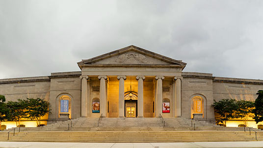 Acquiring only art by women for a year was part of the Baltimore Museum of Art's