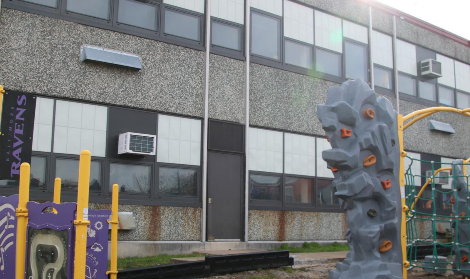 Collington Square Elementary (Fern Shen)