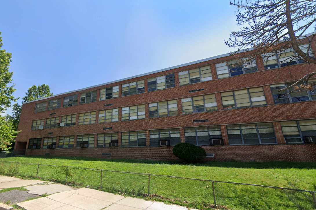 The Empowerment Academy, located along the 800 block of Braddish Avenue, has been ranked three out of five stars by the Maryland Department of Education. (@BaltCitySchools)