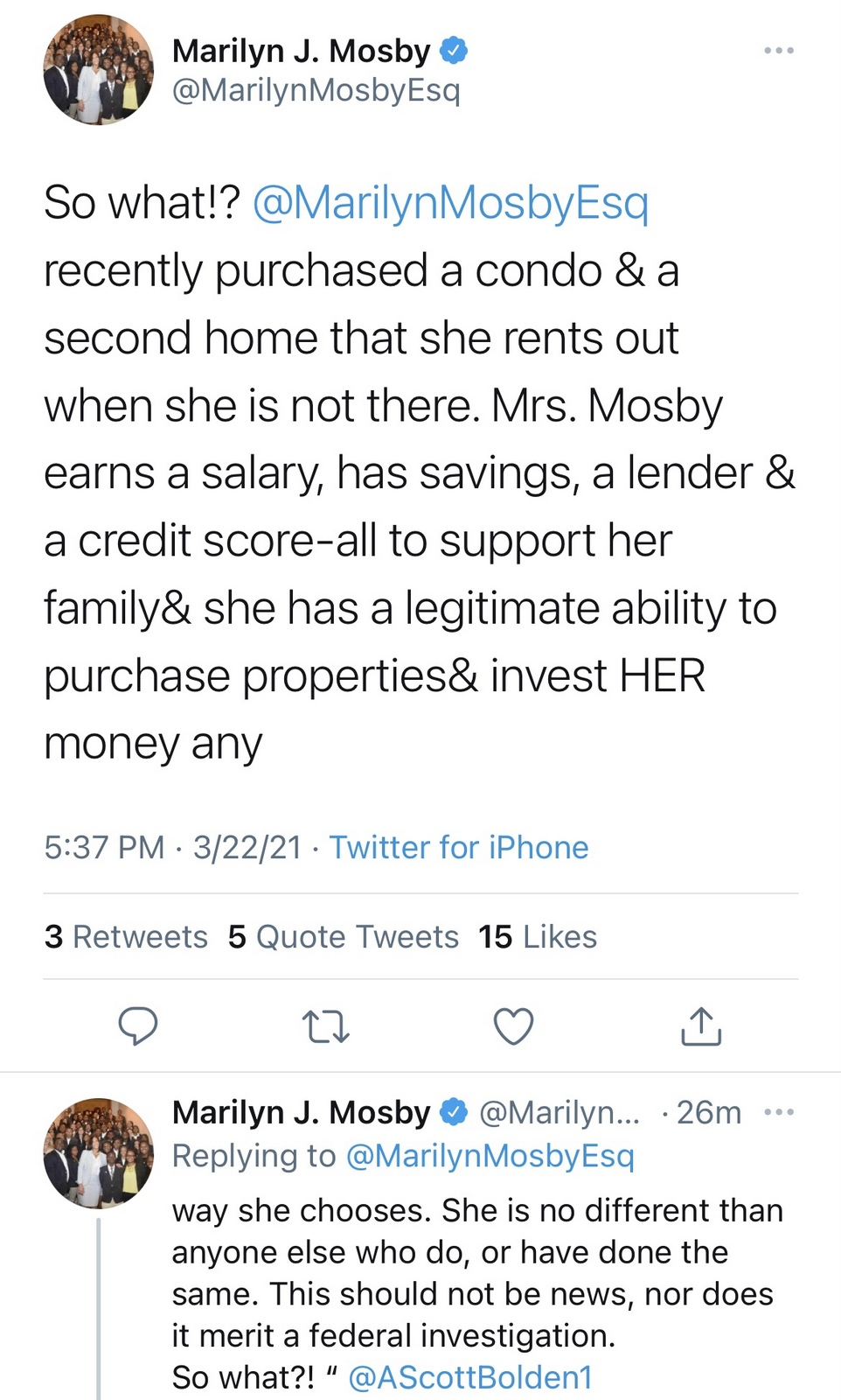 mosby bolden comments on twitter
