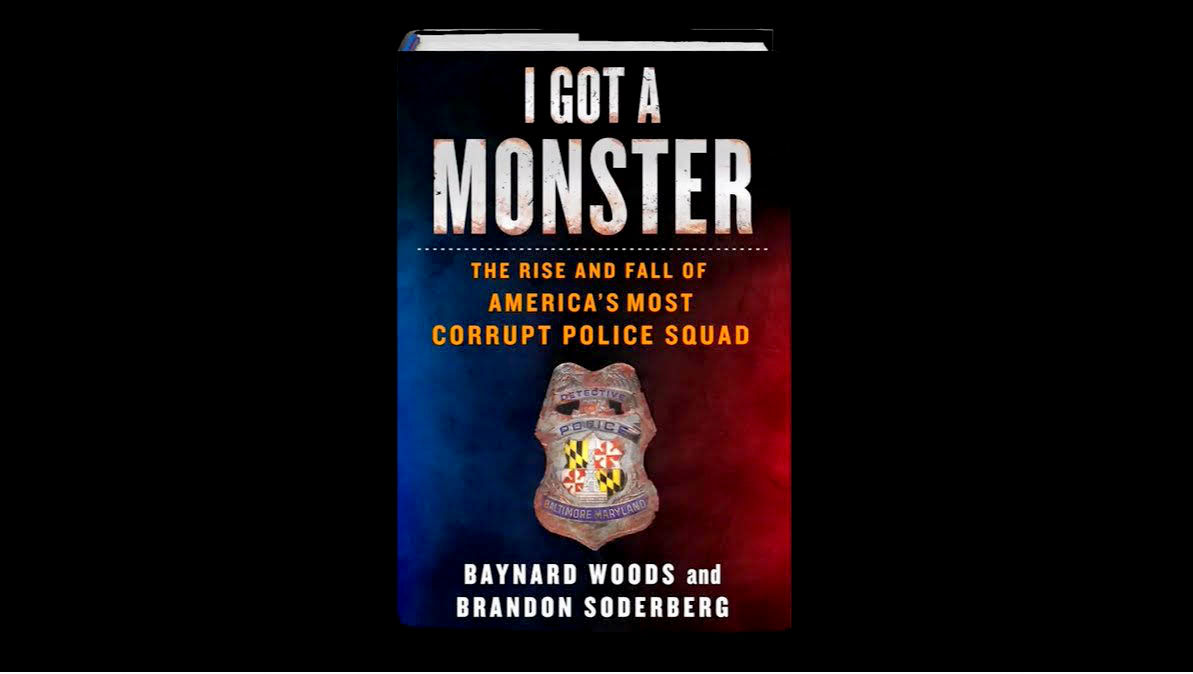 i got a monster by baynard woods and brandon soderberg cover art