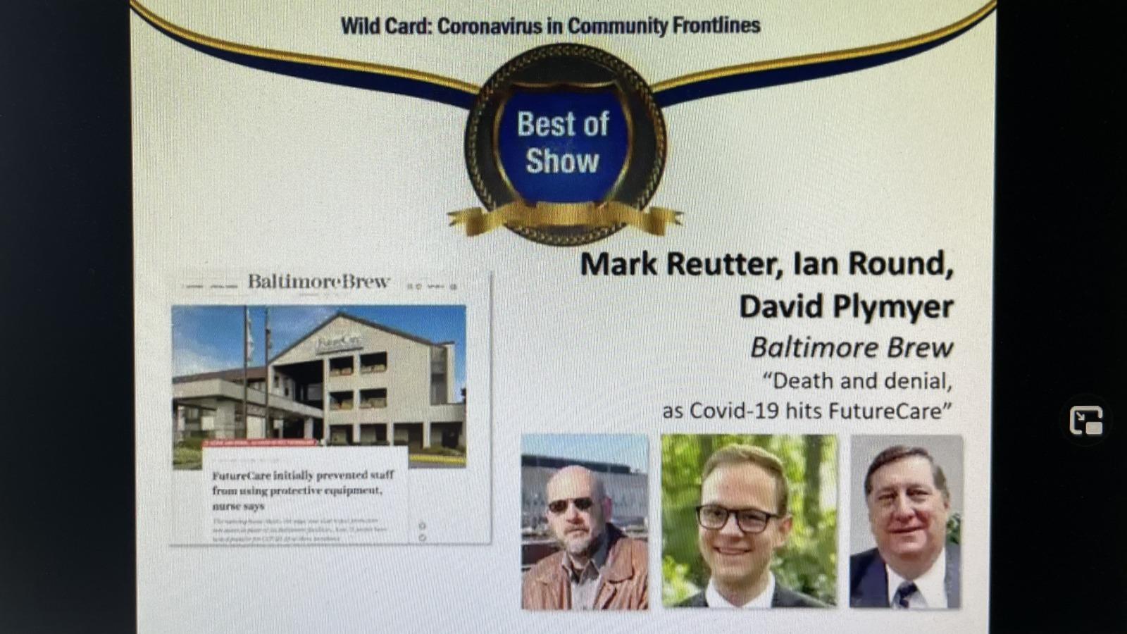 mddc futurecare coronavirus mddc award