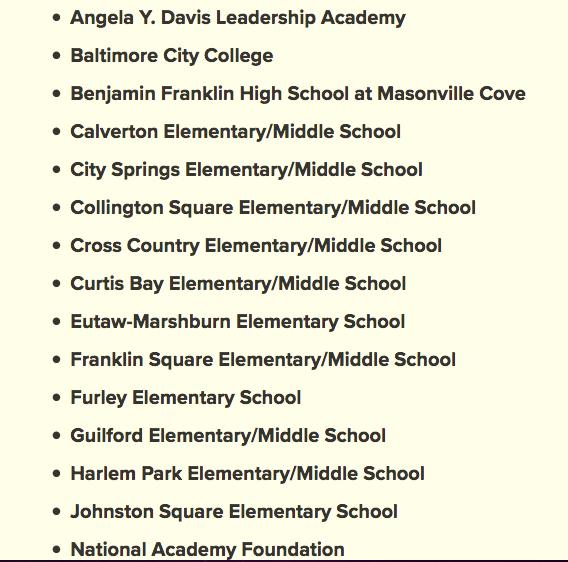 early dismissal list 1