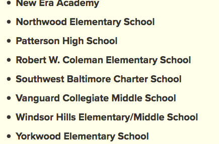 early dismissal list 2d