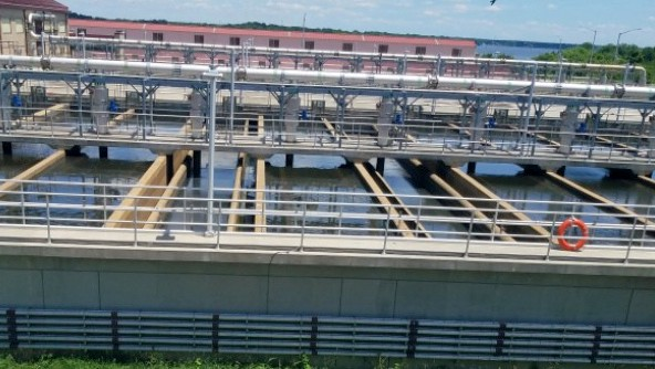 The Back River Wastewater Treatment Plant. (MDE June 16 inspection report)