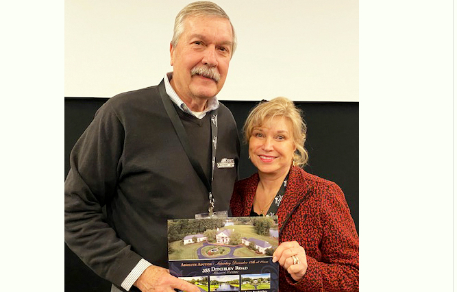 Larry and Linda Makowski now operate Express Auctioneers, Brokers & Appraisers out of Gloucester, Va. (Gloucester-Mathews Gazette Journal, 2020)
